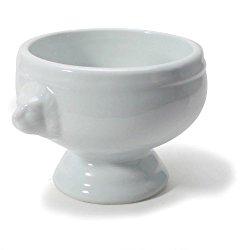 lions head soup bowls