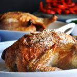 Perfect simple roast chicken