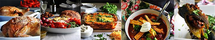 Weekly winter meal plan #1