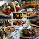 Winter weekly meal plan #5