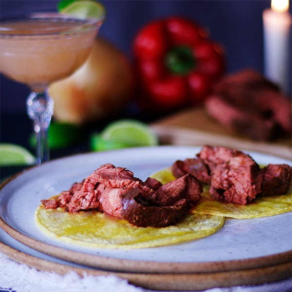 Flank Steak Tacos with Pico de Gallo