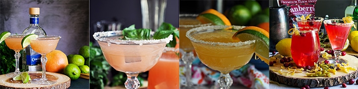 More popular cocktail recipes: Grapefruit Margaritas with Jalapeño and Lime, The Pepper Blossom, Freshly Squeezed Orange Margaritas, Cranberry Green Chili Lemonade