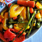 Perfect Roasted Vegetables.