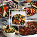 Spring weekly meal plan #2