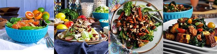 More delicious salad recipes: