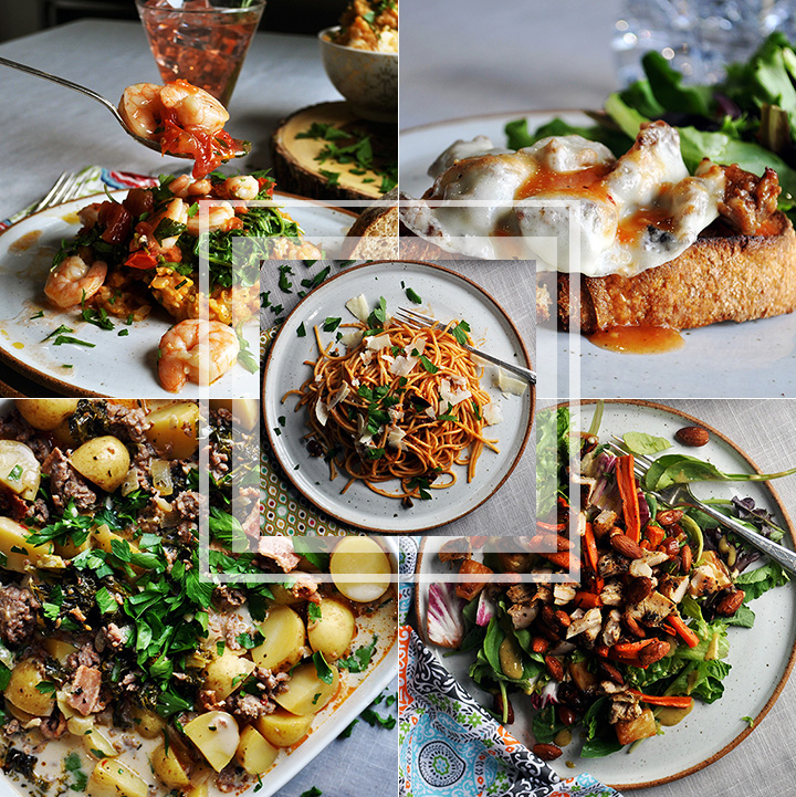 Weekly Summer Meal Plan #1