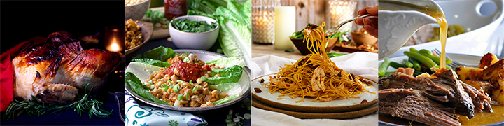 More simple dinner recipes: Perfect, Simple Roast Chicken, Rotisserie Chicken Lettuce Wraps, 20-Minute Garlic Chipotle Past,a Slow Cooker Pot Roast