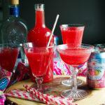 Watermelon Tequila Spritzer