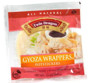 Potsticker wrappers