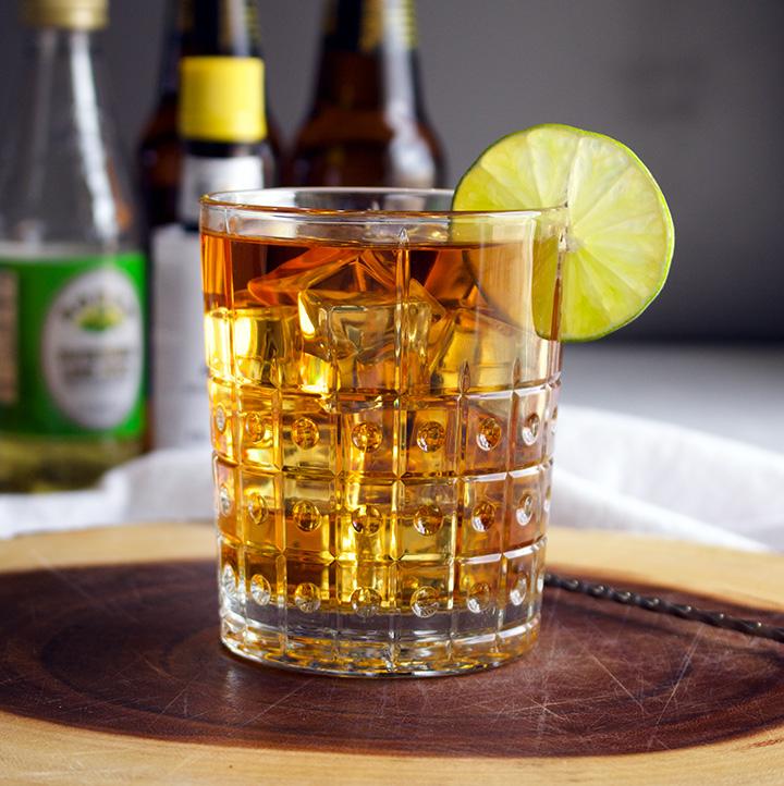 The Quarter Horse Cocktail