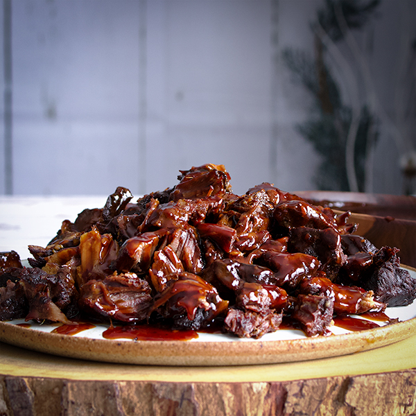 The most delicious Asian Short Ribs - cooked in a slow cooker or in the oven.