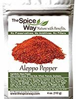 The Spice Way Crushed Aleppo Pepper